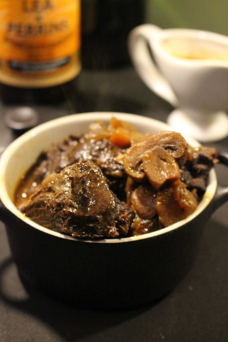 Beef Cheek Stew!